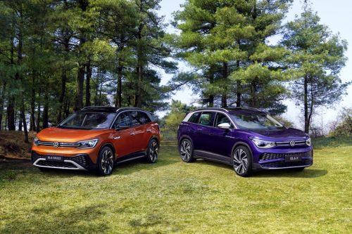 Lancement officiel du Volkswagen ID.6 en Chine