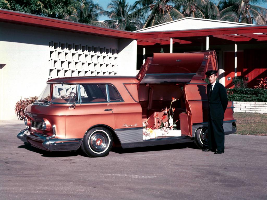 GMC L'Universelle 1955