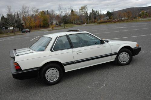 Honda Prelude1985