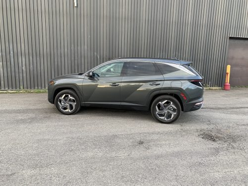Hyundai Tucson hybride 2022