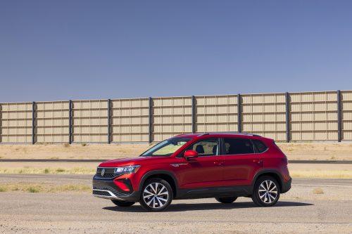 Volkswagen annonce le prix de base du nouveau Taos
