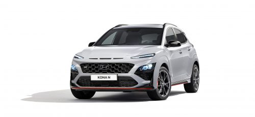 Hyundai présente le Kona N