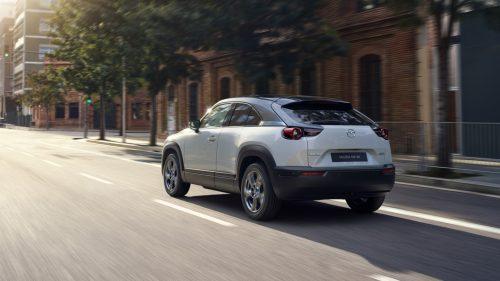 Le Mazda MX-30 arrive cet automne