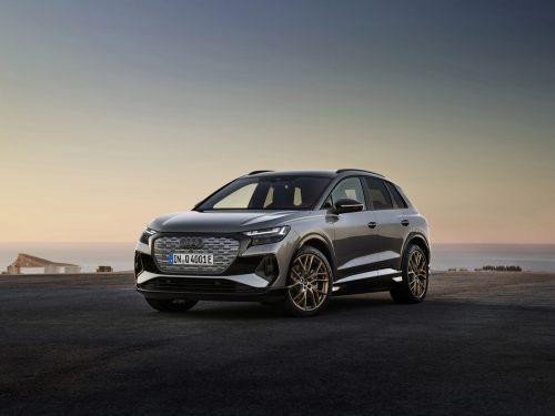 Une nouvelle Audi Q4 e tron arrive cet automne