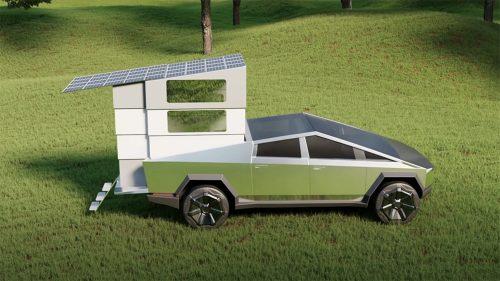 Tesla vous invite en camping