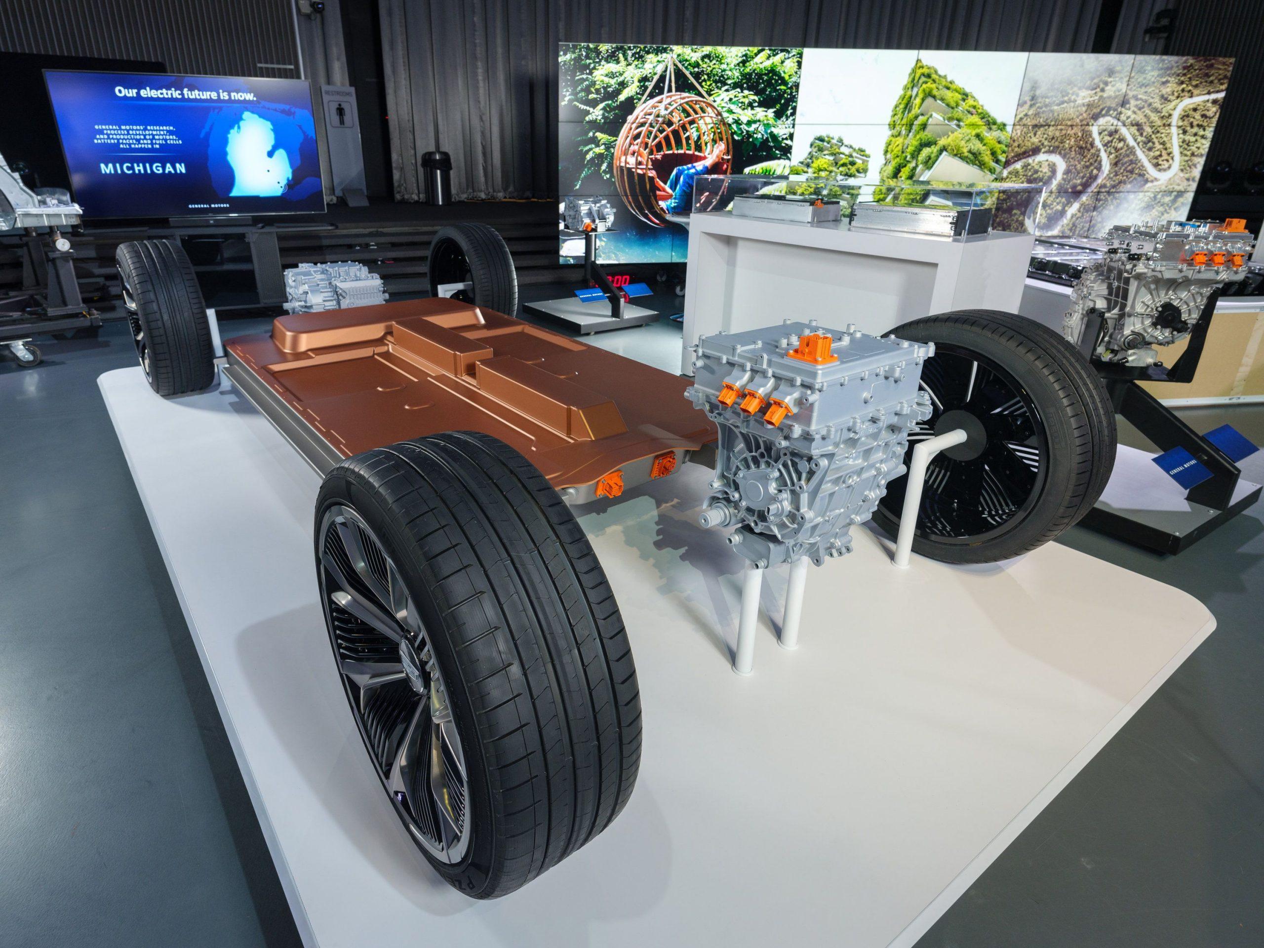 General Motors aura des piles solides dès 2025