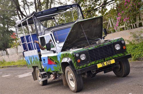 Land Rover Defender1989