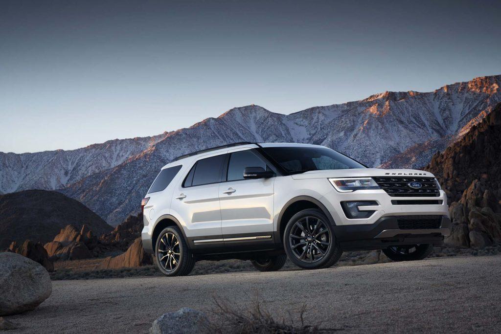 Ford rappelle 617000 Explorer aux États-Unis