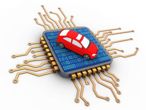 Une pénurie de puces électroniques qui force les constructeurs à être inventifs