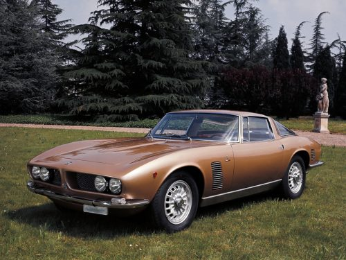 Iso Grifo 1965