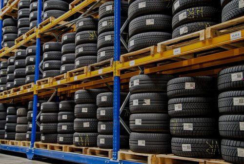 La production de pneus pourrait tourner au ralenti