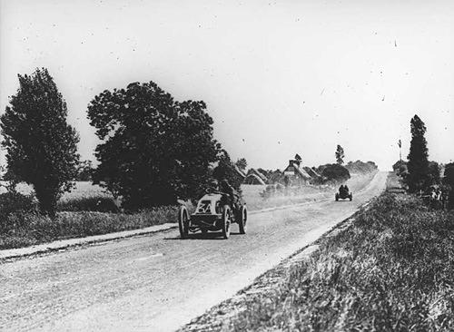 26 juin 1906: Le premier Grand Prix automobile de France