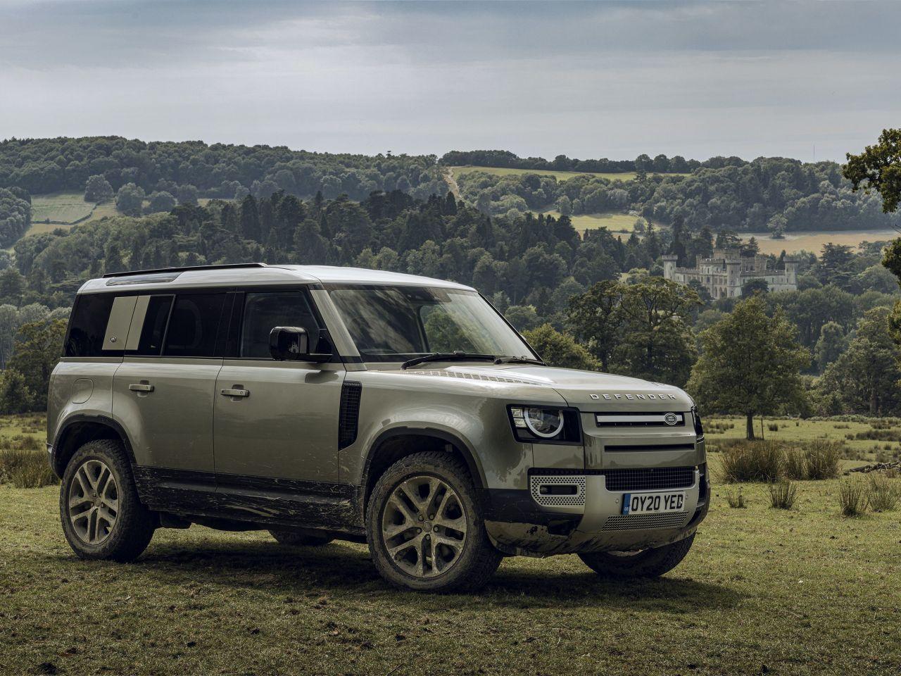 Land Rover va mettre à l'essai un Defender à hydrogène