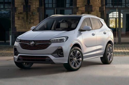 GM rappelle 150 000 Buick Encore GX et Chevrolet Trailblazer