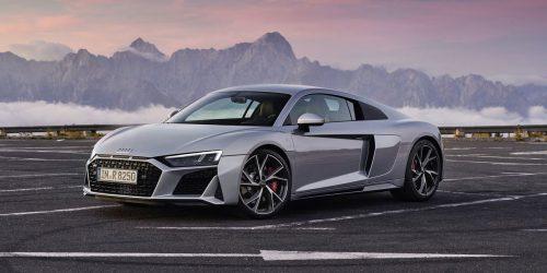 Fin des moteurs thermiques en 2026 chez Audi