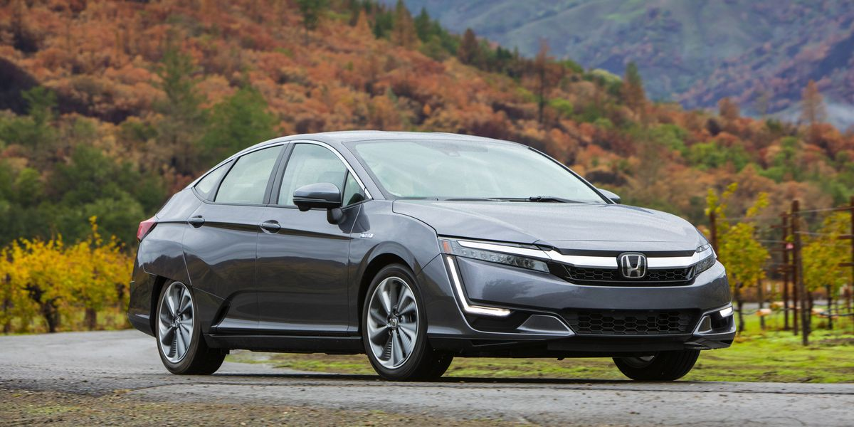 Honda met fin à la production de la Clarity