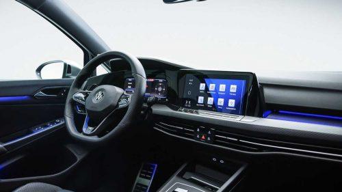 Un habitacle numérique pour la prochaine VW Golf R et GTi