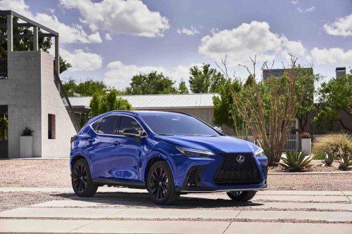 Voici le Lexus NX 2022