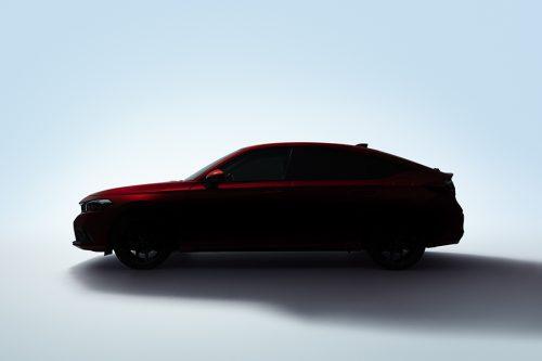 Un aperçu de la prochaine Honda Civic à hayon