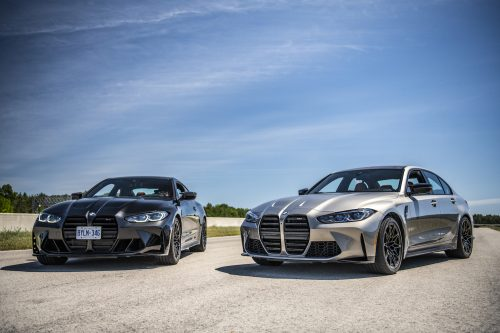 BMW M3 ou BMW M4 competition