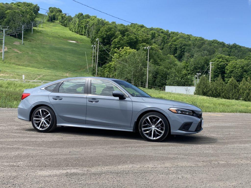 La Civic va se vendre à partir de 24 465$