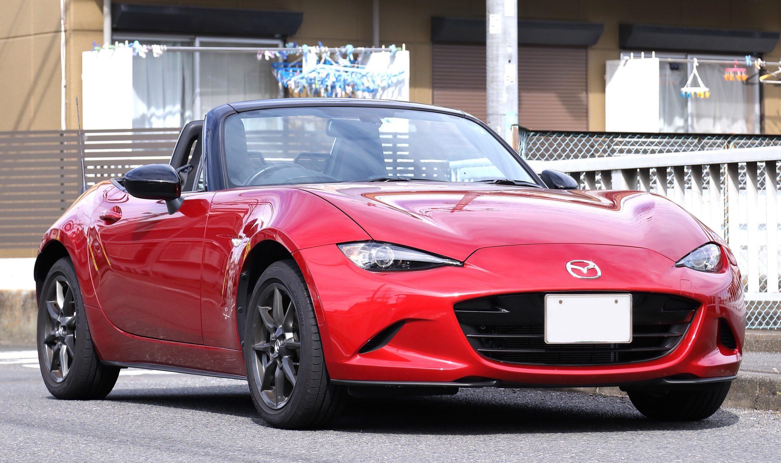 Une Mazda MX-5 électrique, ça vous dit?