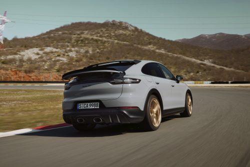 Un nouveau Porsche Cayenne pour 2022: le GT Turbo