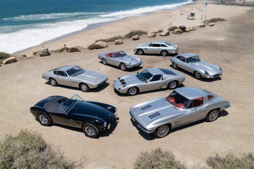 La collection automobile du batteur de Rush Neil Peart aux enchères