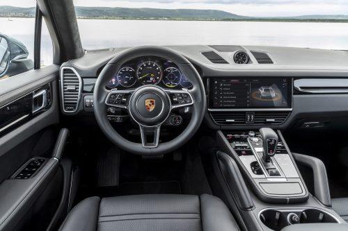 Porsche lance une nouvelle génération de système d'infodivertissement