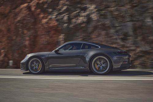 Voici la Porsche GT3 Touring