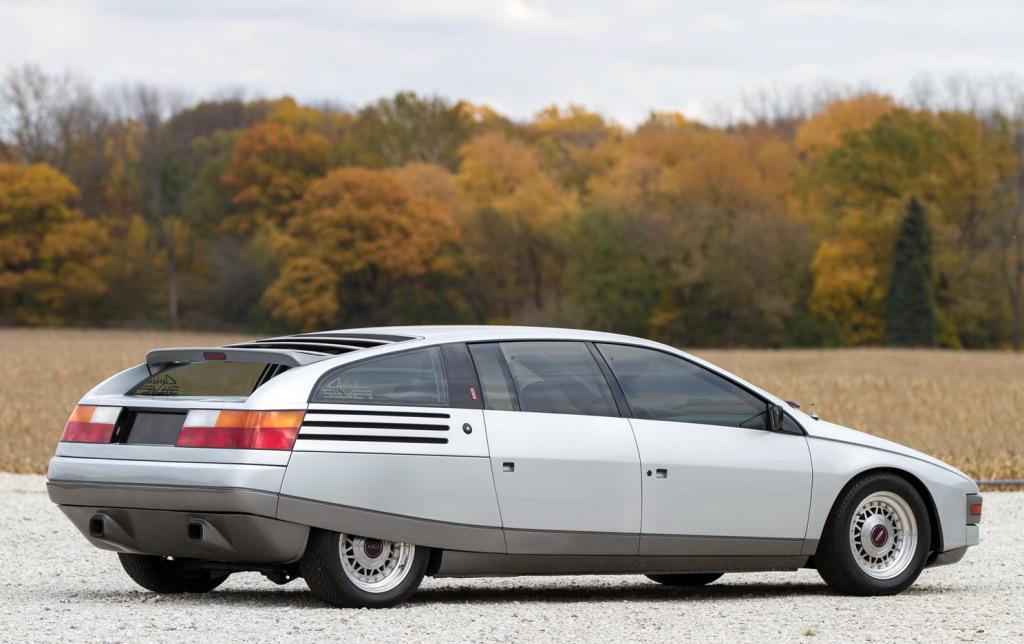 Un Concept oublié: Le Lincoln Quicksilver