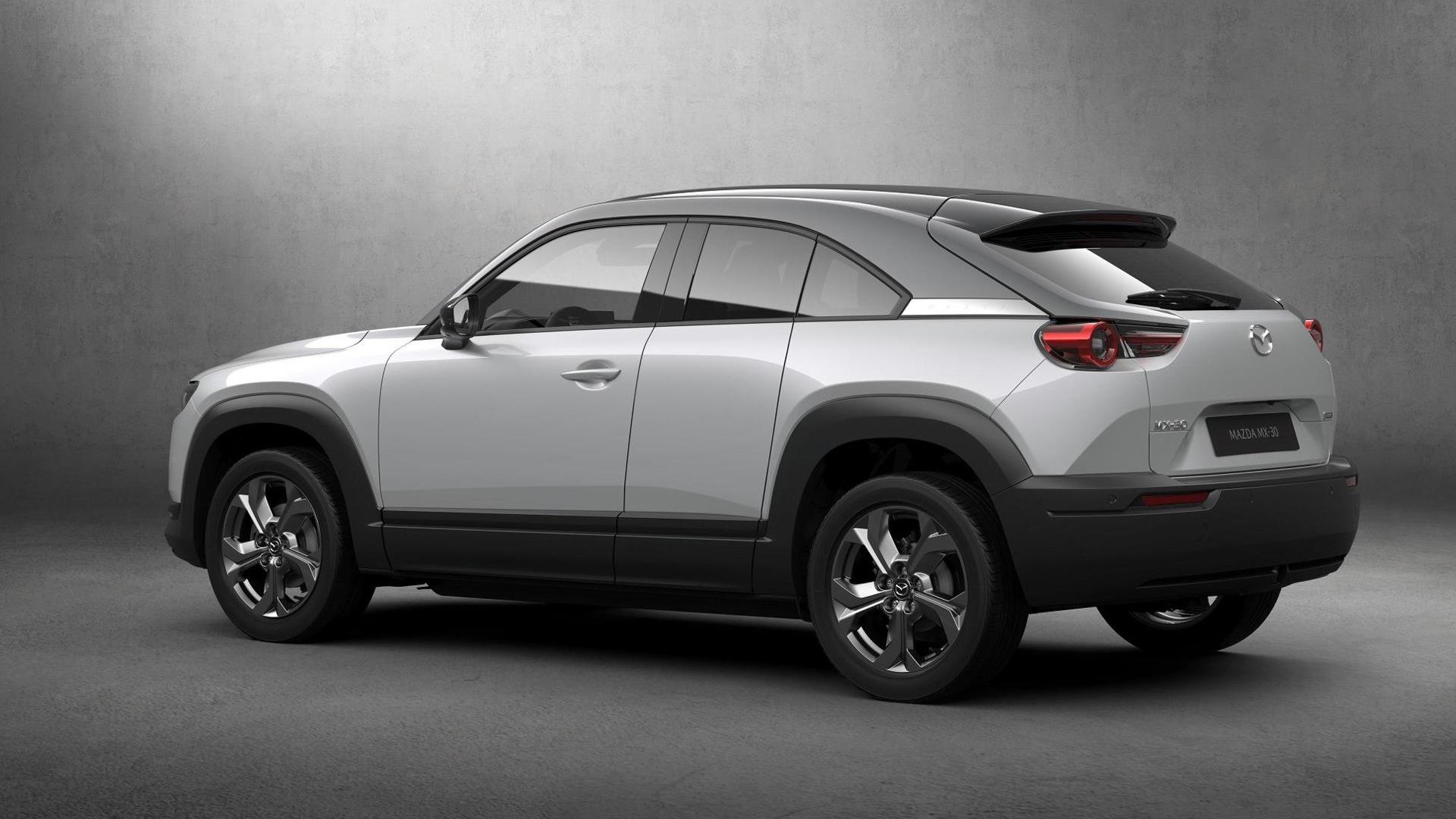 Mazda va lancer trois véhicules électriques et cinq PHEV d'ici 2025
