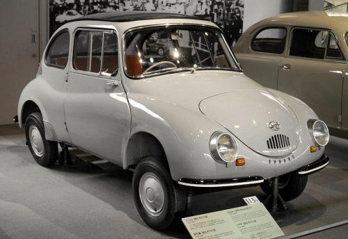7 juillet 1953: Subaru voit le jour