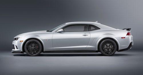 Il n'y aura pas de nouvelle Chevrolet Camaro Z/28