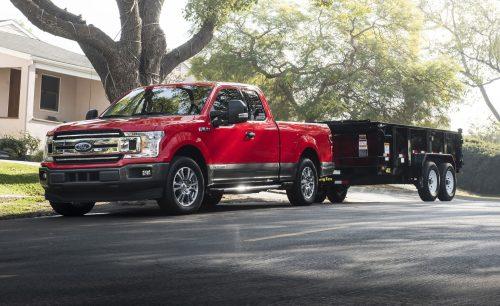 Ford retire le V6 Diesel du F-150