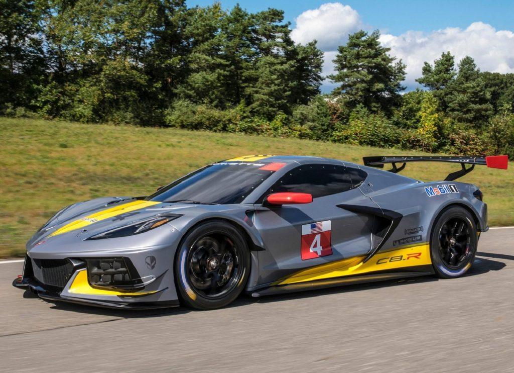 Écoutez le son de la Corvette Z06 2023
