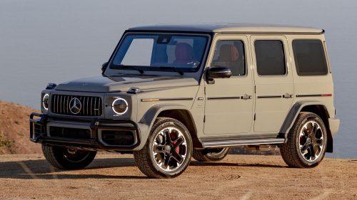 Une Mercedes Classe G électrique confirmée pour 2024