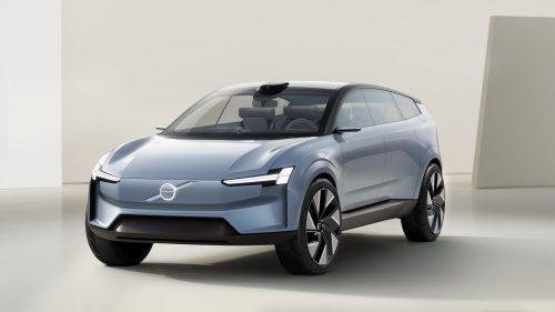 La familiale électrique de demain selon Volvo