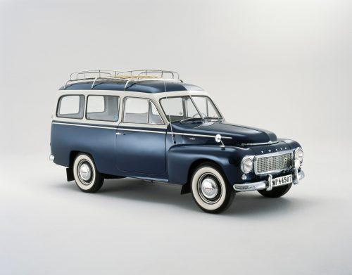 19 juillet 1955: Volvo lance la 445 PH