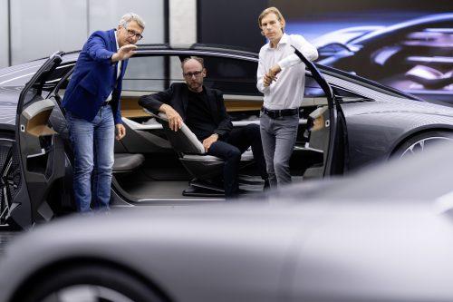 Le Design de demain chez Audi