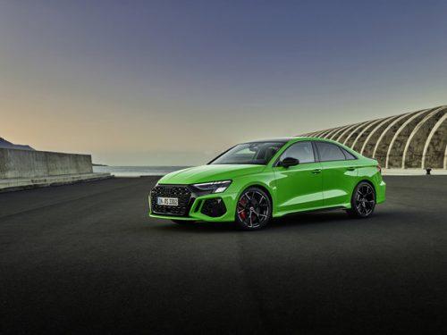Voici la nouvelle Audi RS3