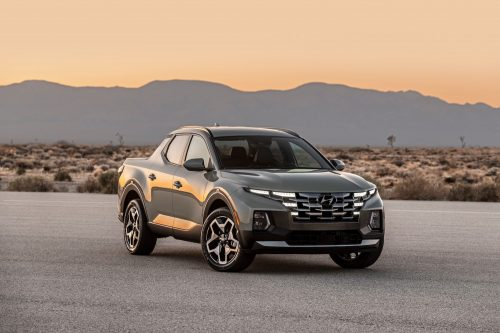 Le Hyundai Santa Cruz à partir de 38 499 $