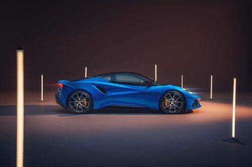 Emira: La dernière Lotus à essence