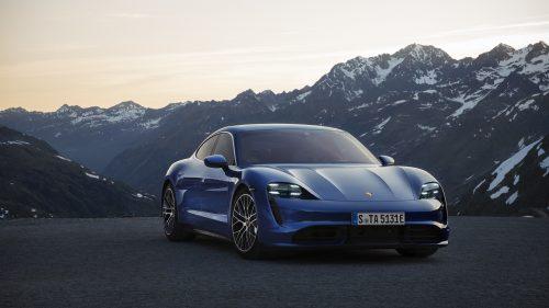 Porsche prépare un rappel mondial pour sa Taycan