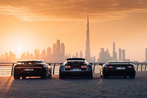 Bugatti, Rimac et Porsche vont faire équipe