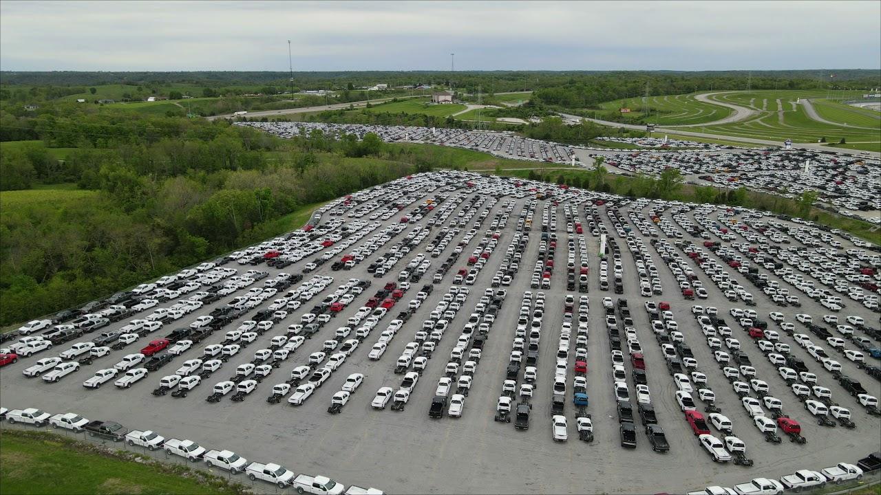 Ford songe à envoyer des F-150 incomplets chez les concessionnaires