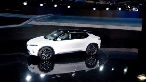 Une Chrysler 100% électrique pour bientôt