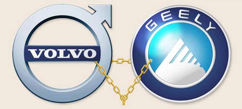 Volvo en voie de racheter son partenaire Geely