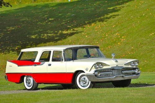 Dodge Sierra Spectator1959
