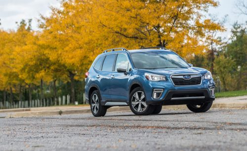 Subaru rappelle 165000 véhicules